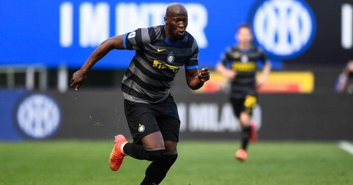 Romelu Lukaku Inter Chelsea F365