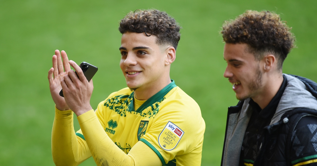Max Aarons Spurs F365