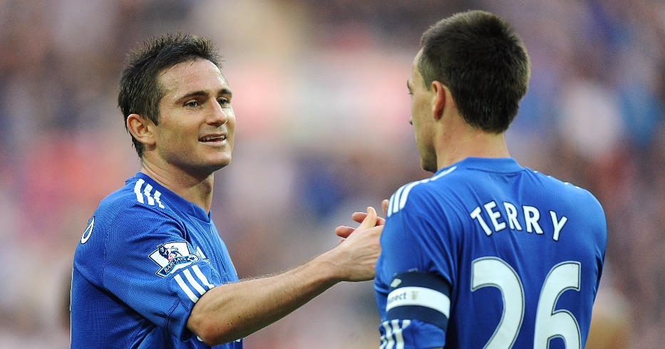 Lampard Terry Chelsea