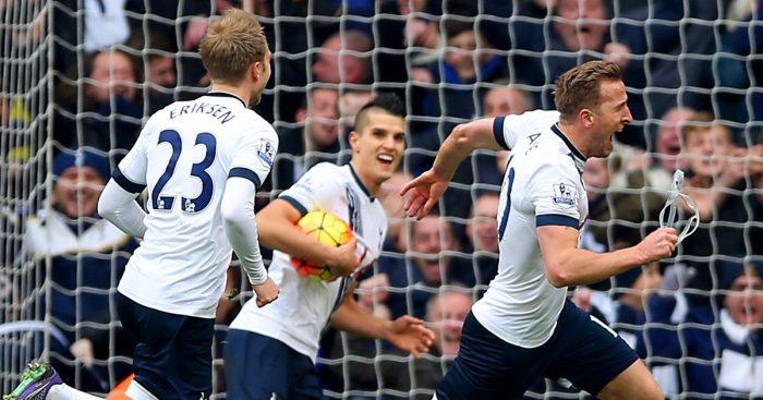 Kane Tottenham F365