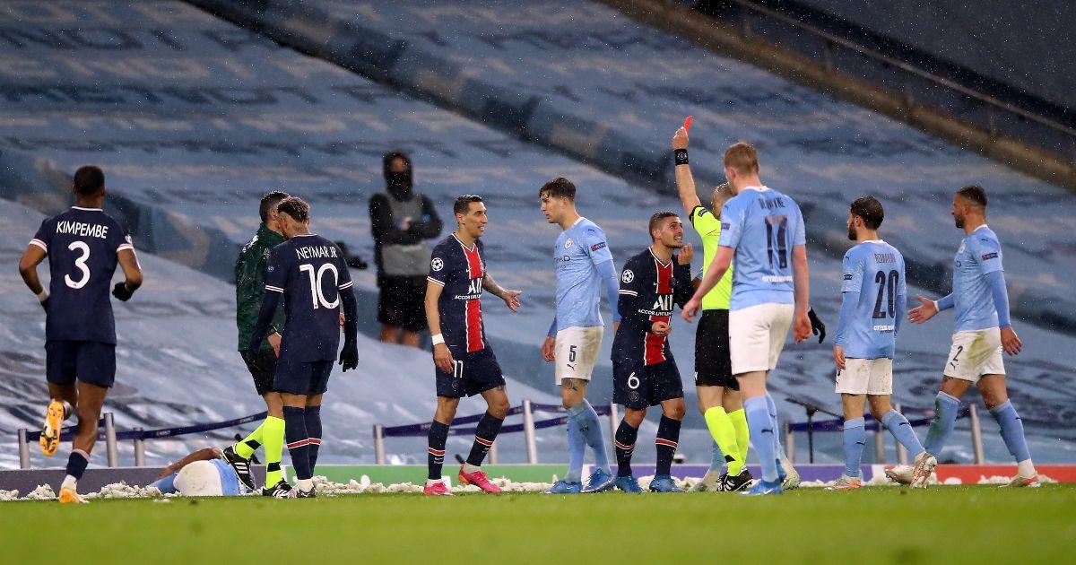 Wenger blasts Man City player over behaviour against PSG - Football365