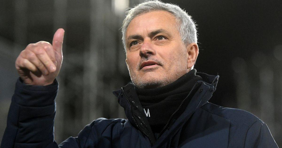 Jose Mourinho Tottenham Roma