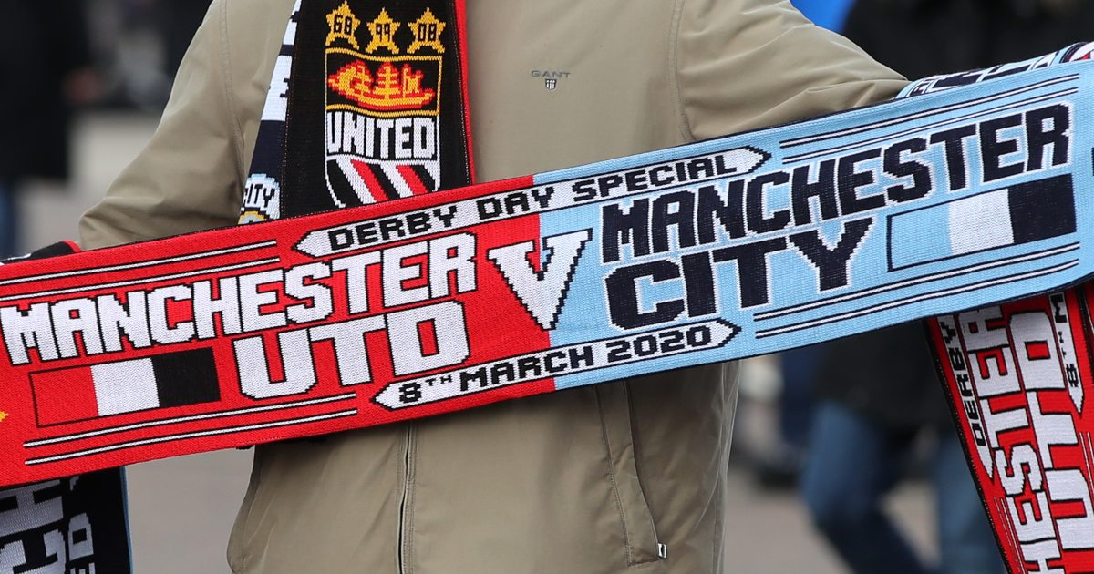 Manchester-United-Man-City-scarf