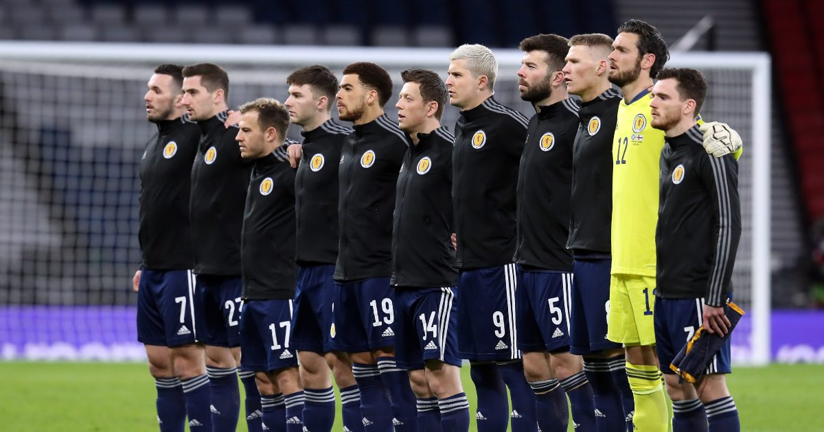 The very first Scotland Euro 2020 50-man ladder is here