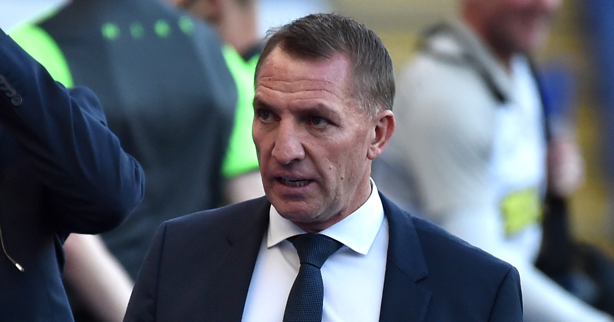 Brendan Rodgers Leicester F365