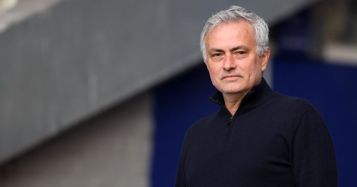 Jose Mourinho Roma F365