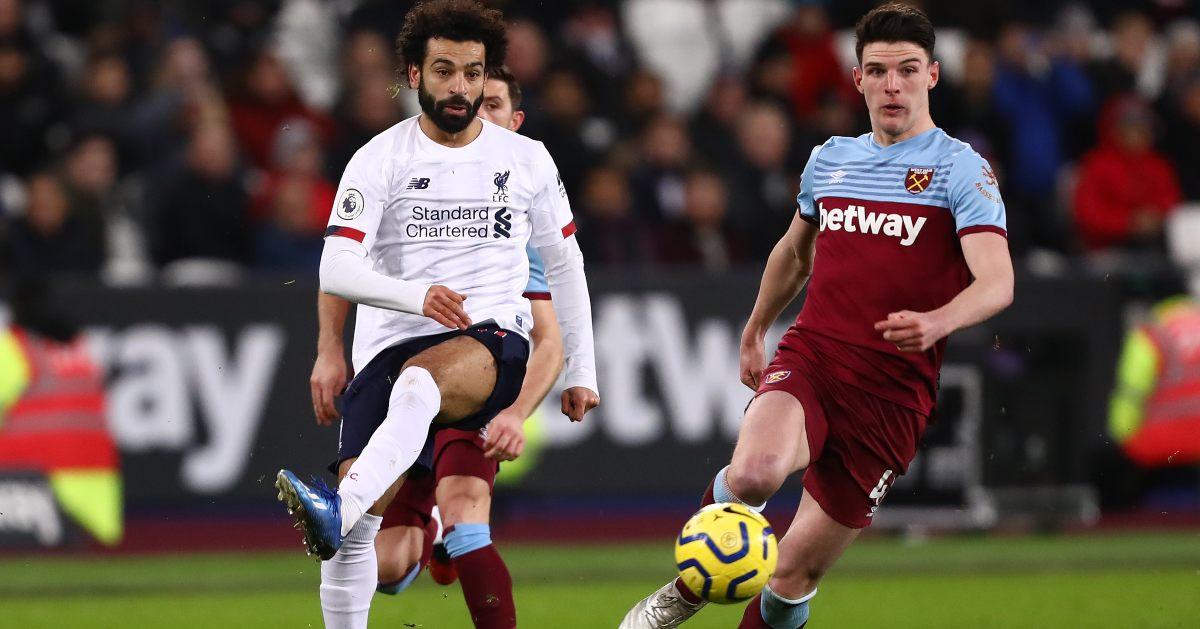Gossip: Man City eye Rice, PSG want Salah to replace Mbappe