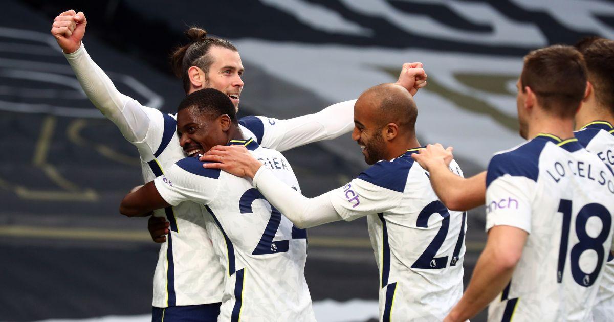 Serge Aurier Gareth Bale Tottenham