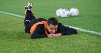 Ismael Bennacer AC Milan Man Utd