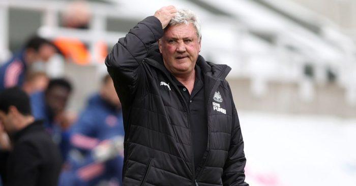 Steve Bruce Newcastle United