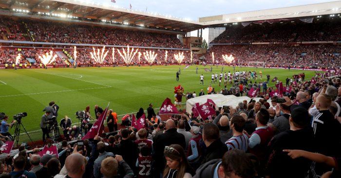 Aston Villa Villa Park F365