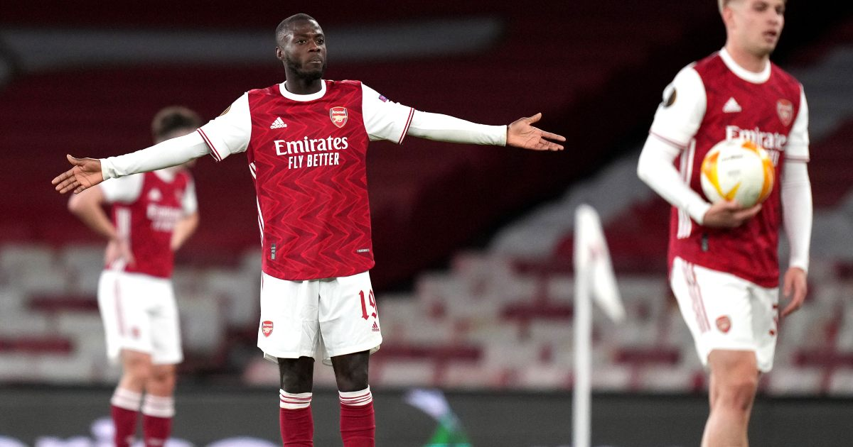 Arsenal's new nadir is for the best. And other mails...