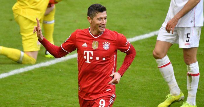 Robert Lewandowski Bayern Munich Chelsea