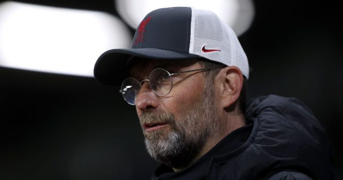 Jurgen Klopp Liverpool Man Utd