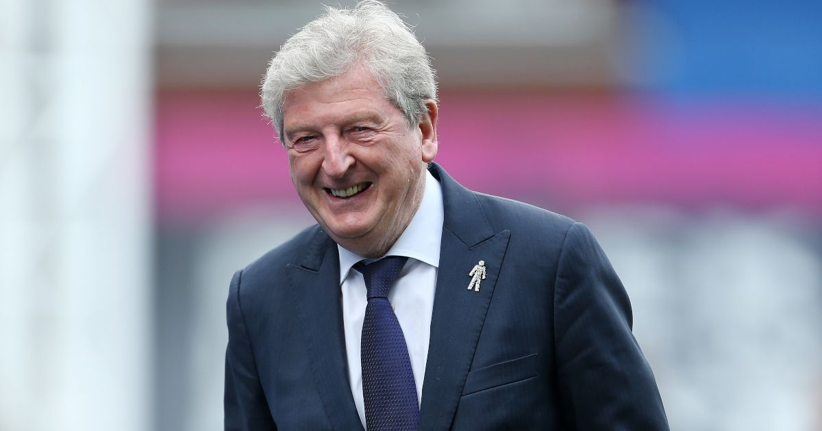 Roy Hodgson Crystal Palace