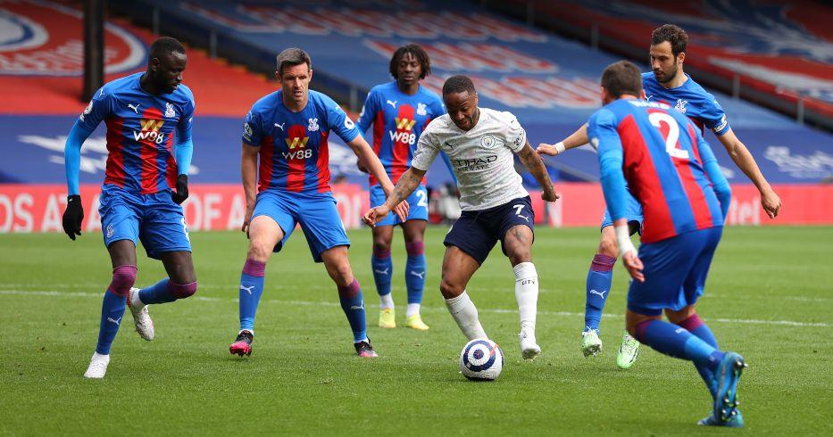 Crystal Palace players