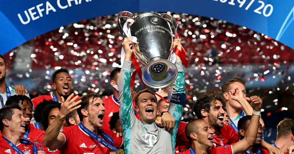 FA in talks with UEFA over moving Champions League final to UK thumbnail