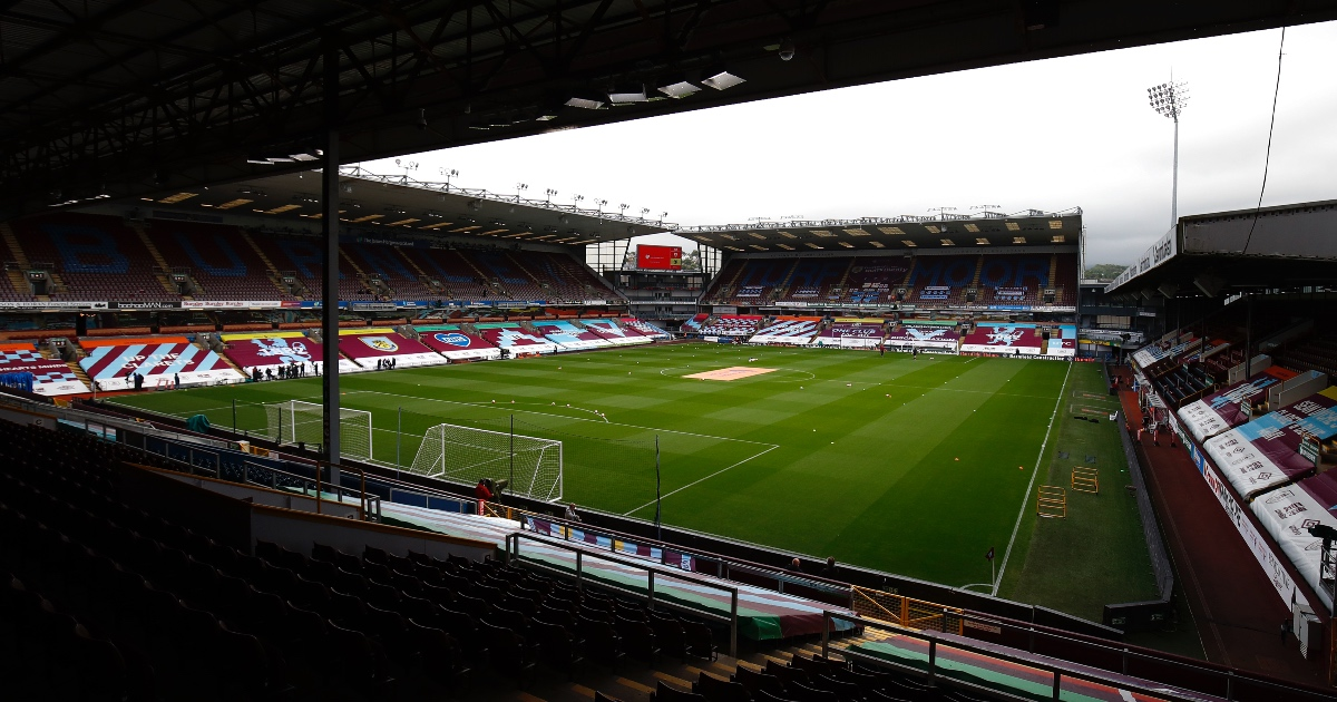 Burnley to offer free tickets to 3500 fans for final home game