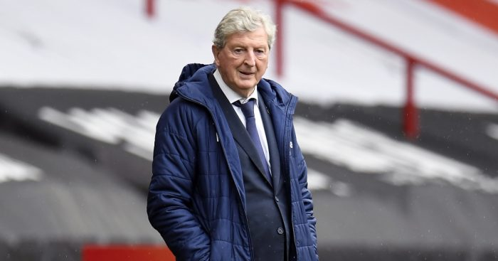 Roy Hodgson Ebere Eze Crystal Palace F365