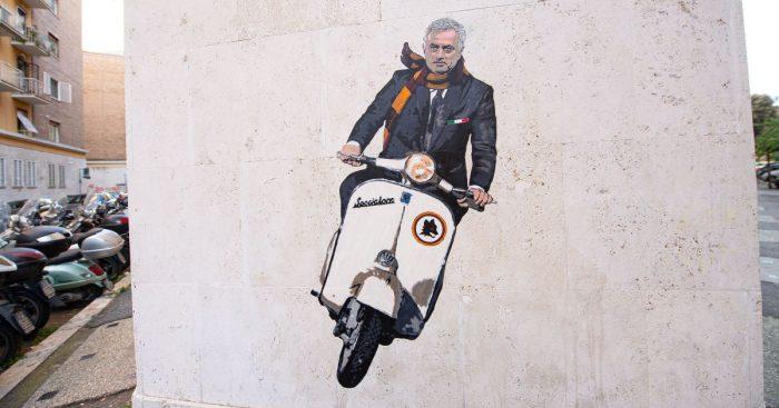 Jose Mourinho Roma Spurs