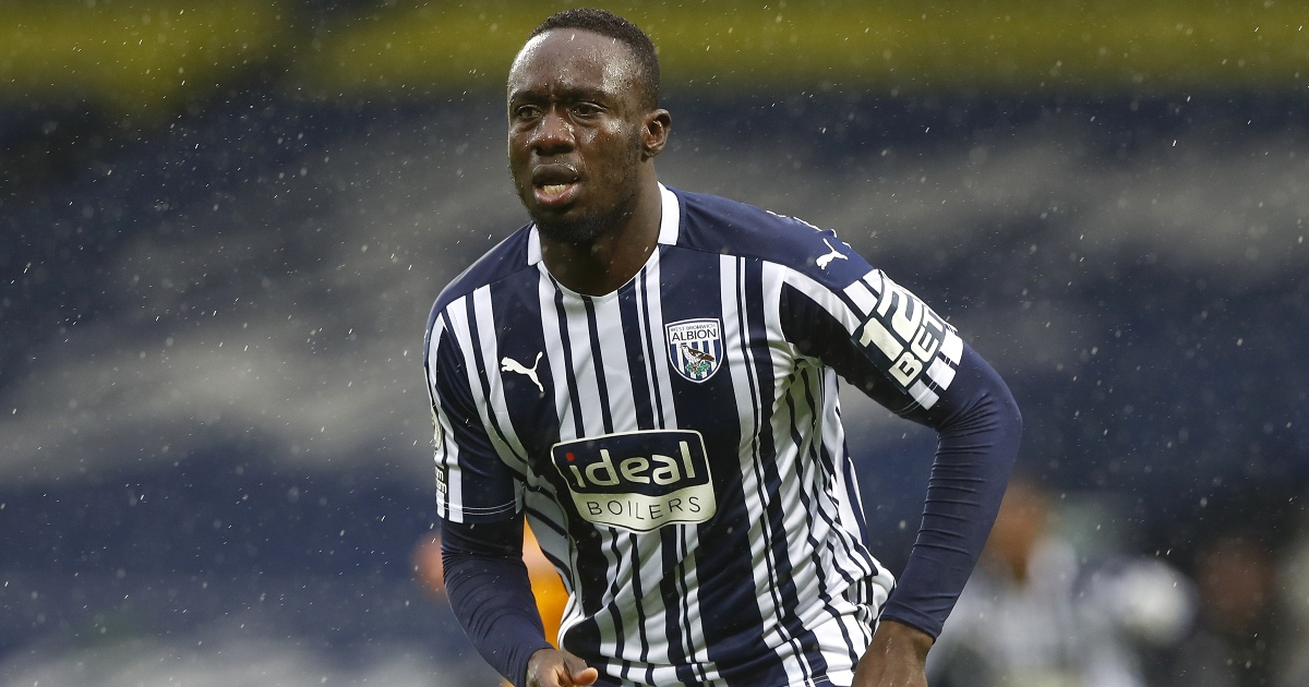 Watford join Palace in the race for West Brom loanee Diagne