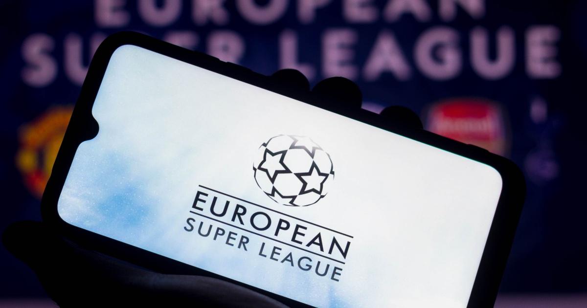 Juventus European Super League F365
