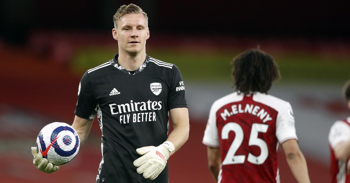Leno among six Arsenal players up for sale in summer overhaul