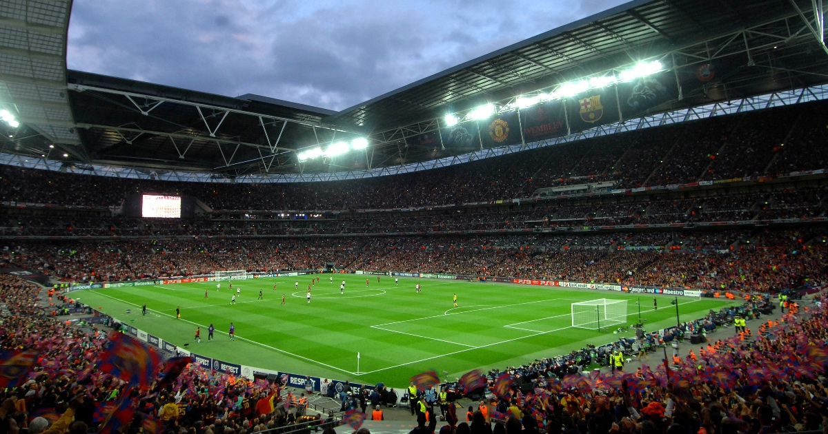 CL final at Wembley looking less likely due to UEFA issues
