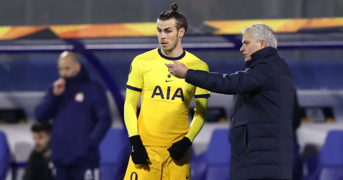 Bale's agent likens ex-Spurs boss Mourinho to Julius Caesar - Football365