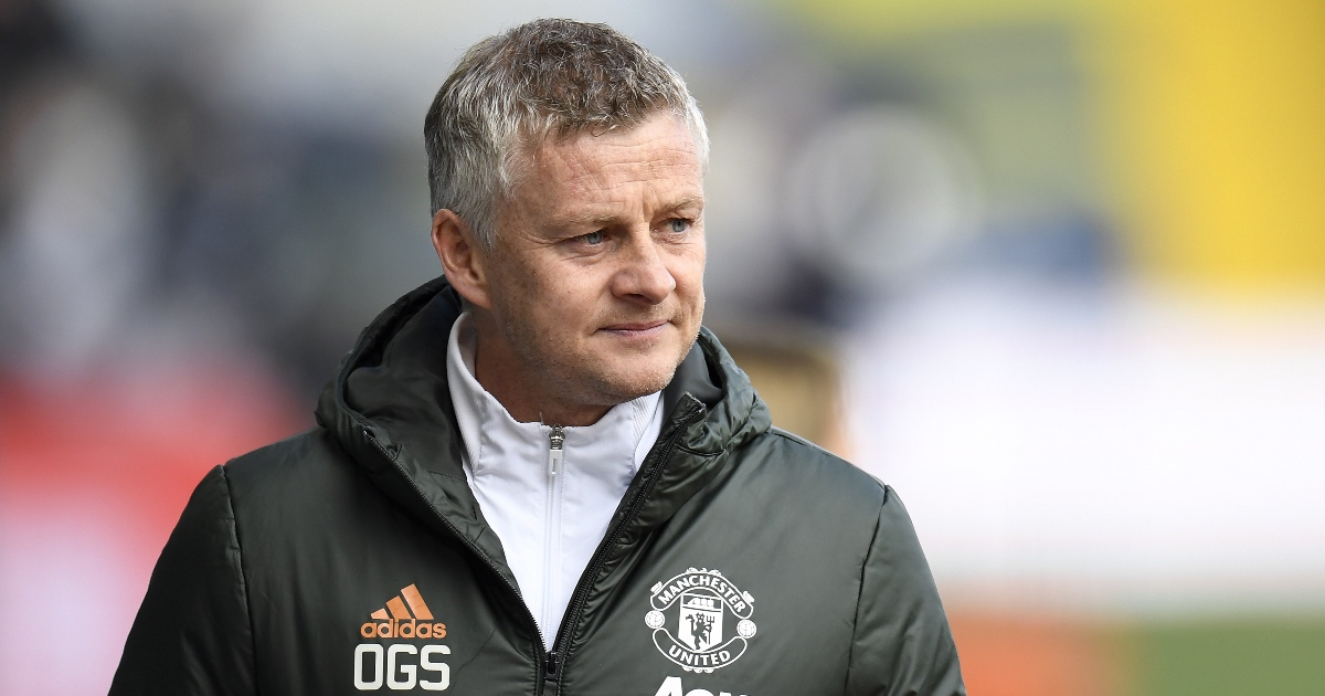 Solskjaer justifies weakened Man Utd side for Leicester clash