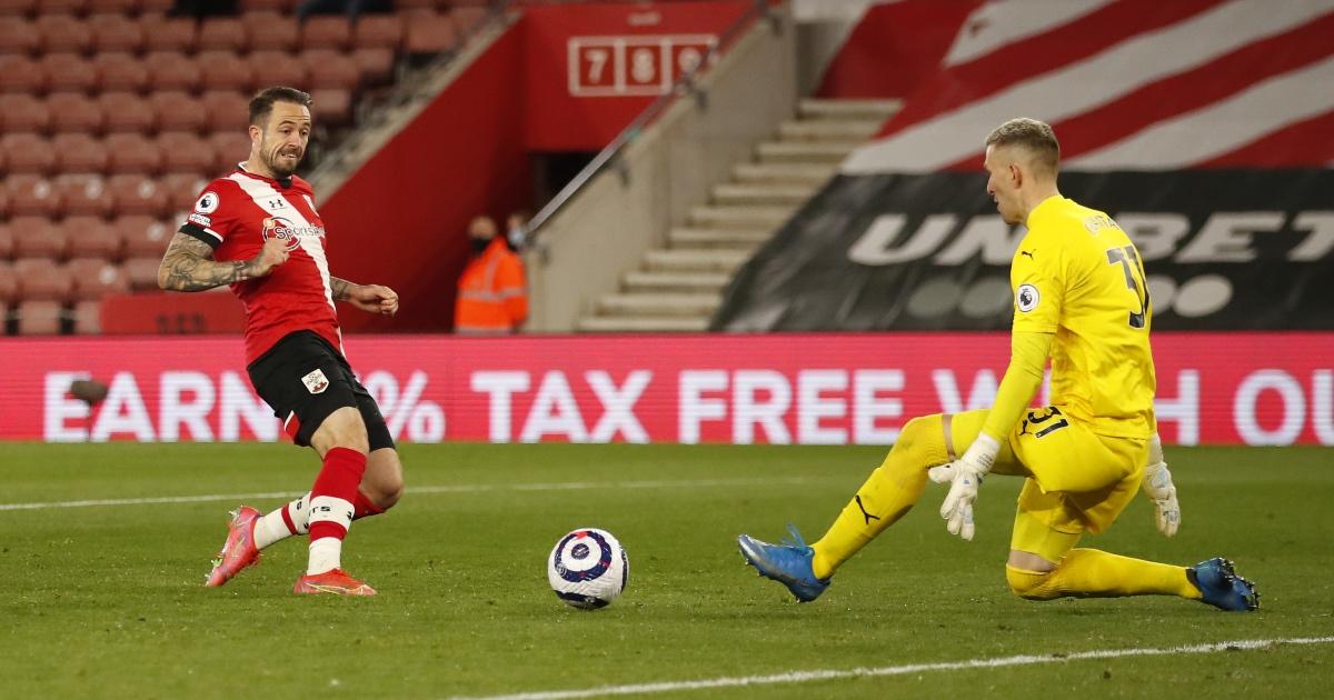 Southampton 3-1 Crystal Palace: Ings bags brace on Saints return