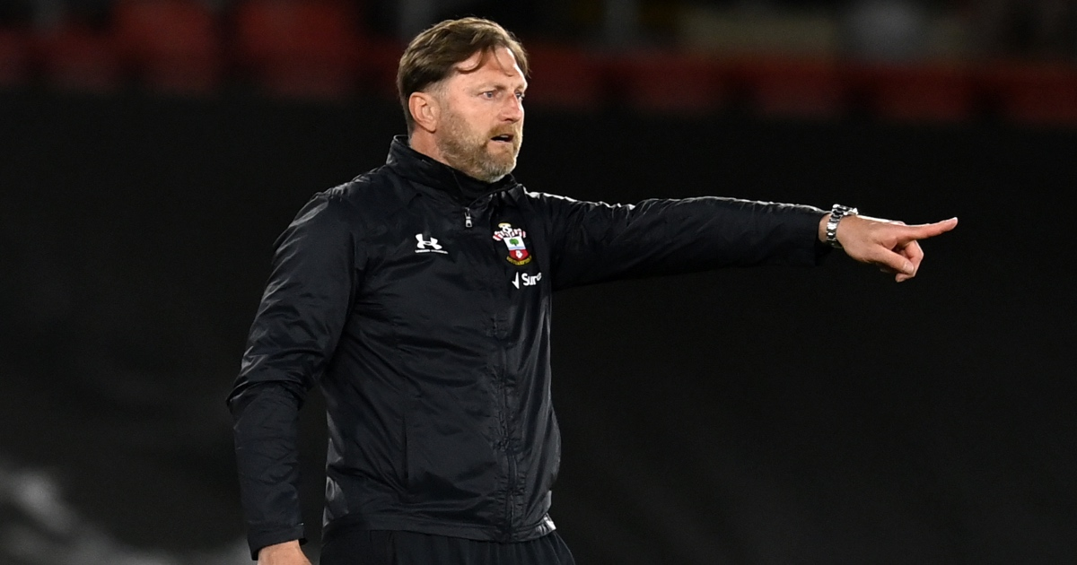Hasenhuttl hoping for 'promising end' to tough Saints campaign