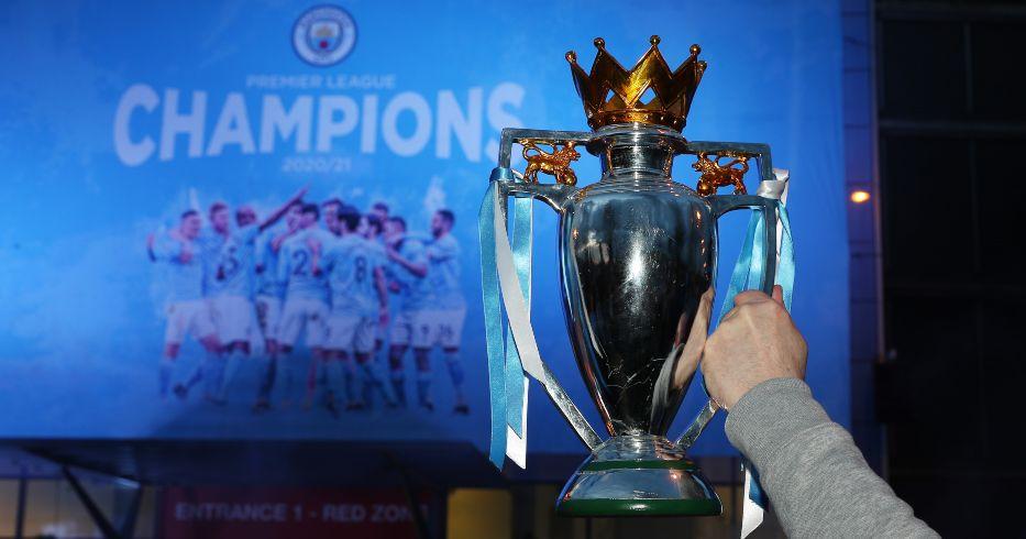 Premier League Manchester City