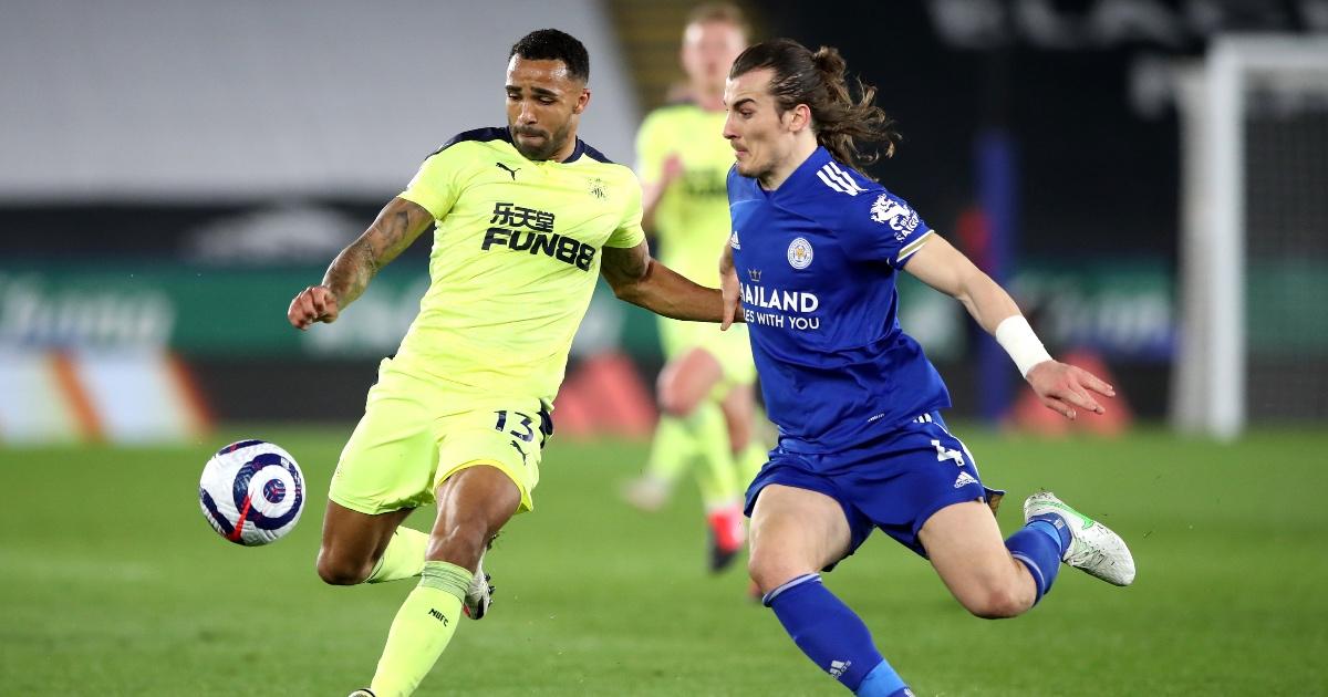 Callum Wilson injury Newcastle F365