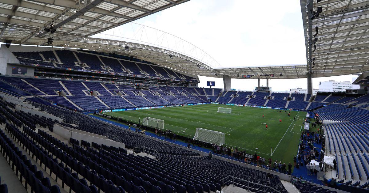 Estádio do Dragão Porto Chelsea