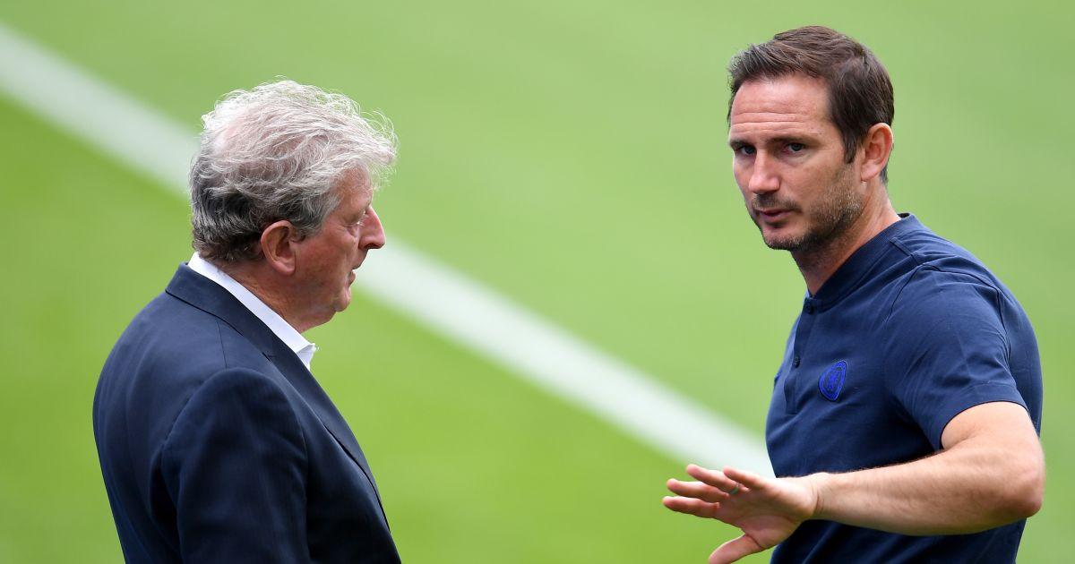 Roy Hodgson Frank Lampard