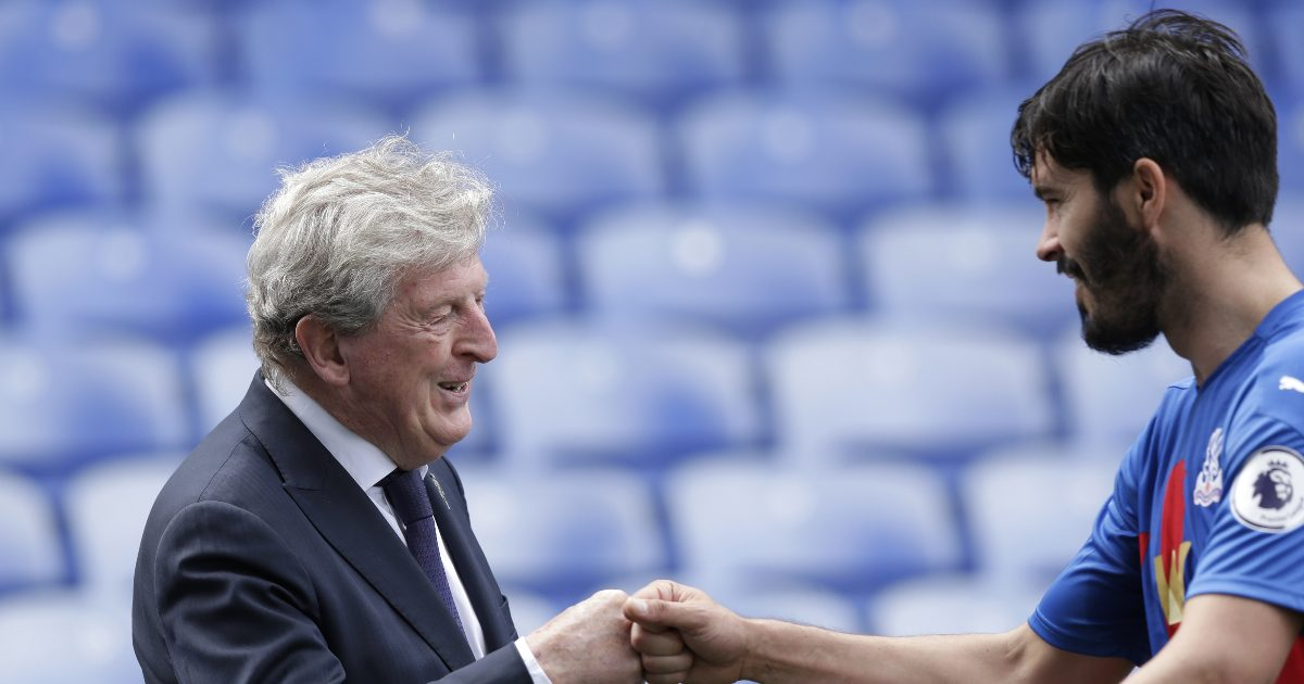 Hodgson overjoyed by 'typical Crystal Palace performance'