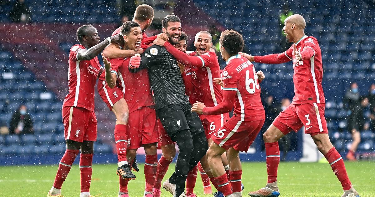 Klopp hails 'world-class' Liverpool star for role in Alisson winner