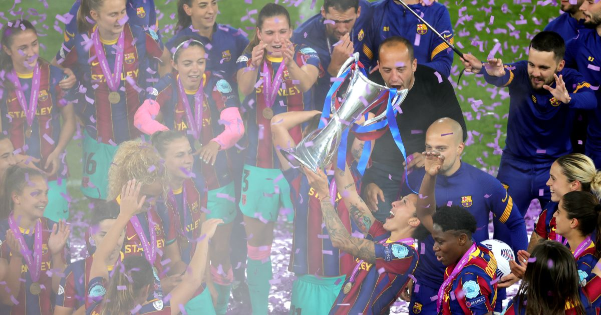 Chelsea humbled by Barcelona in Champions League final
