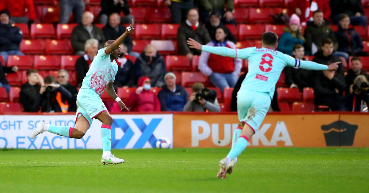 Barnsley 0-1 Swansea: Ayew puts the Swans in control