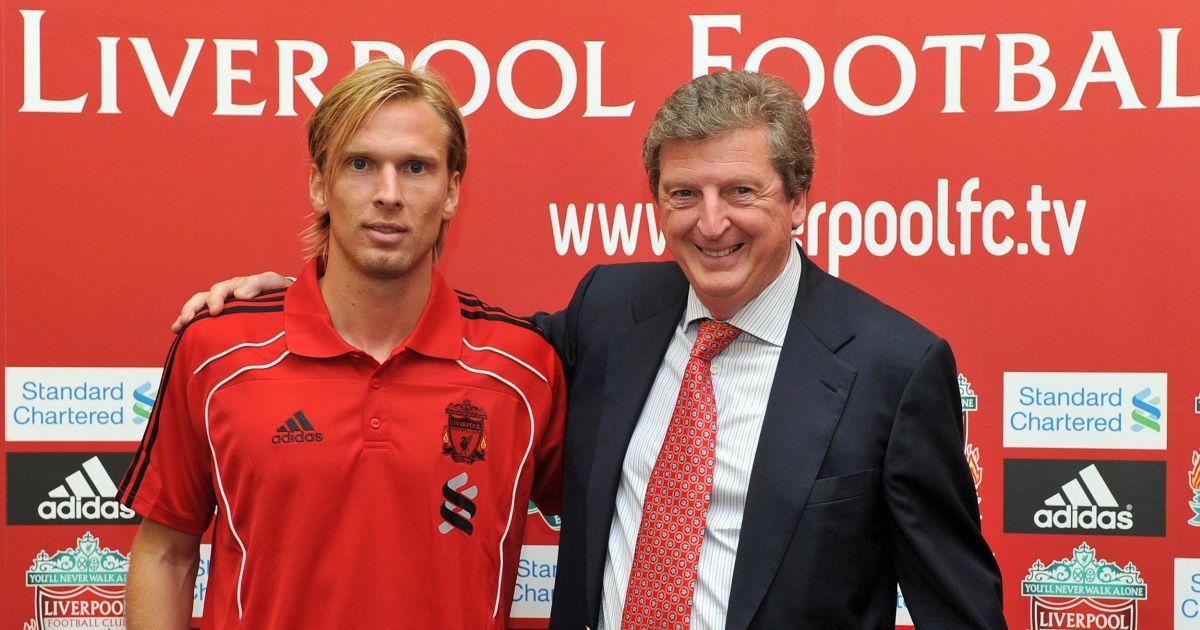 Christian Poulsen Roy Hodgson Liverpool