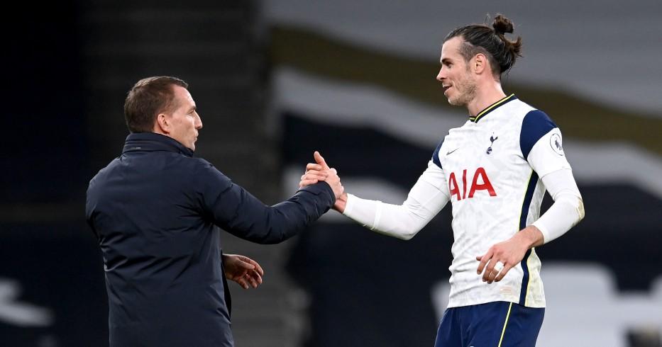 Brendan Rodgers and Gareth Bale