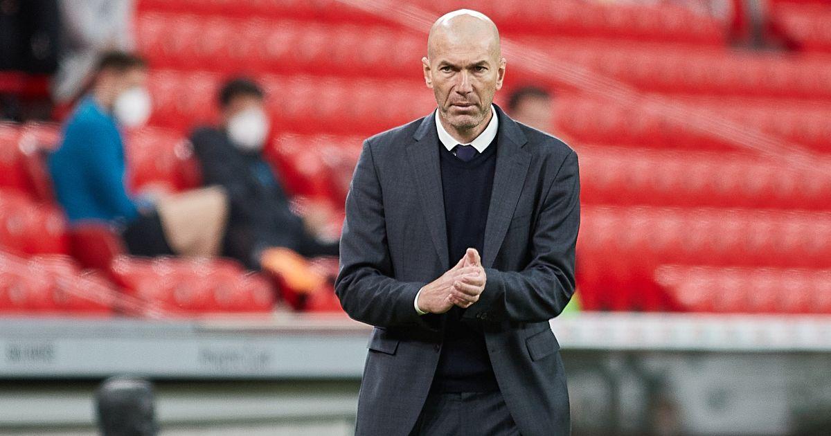Zinedine Zidane Real Madrid Spurs
