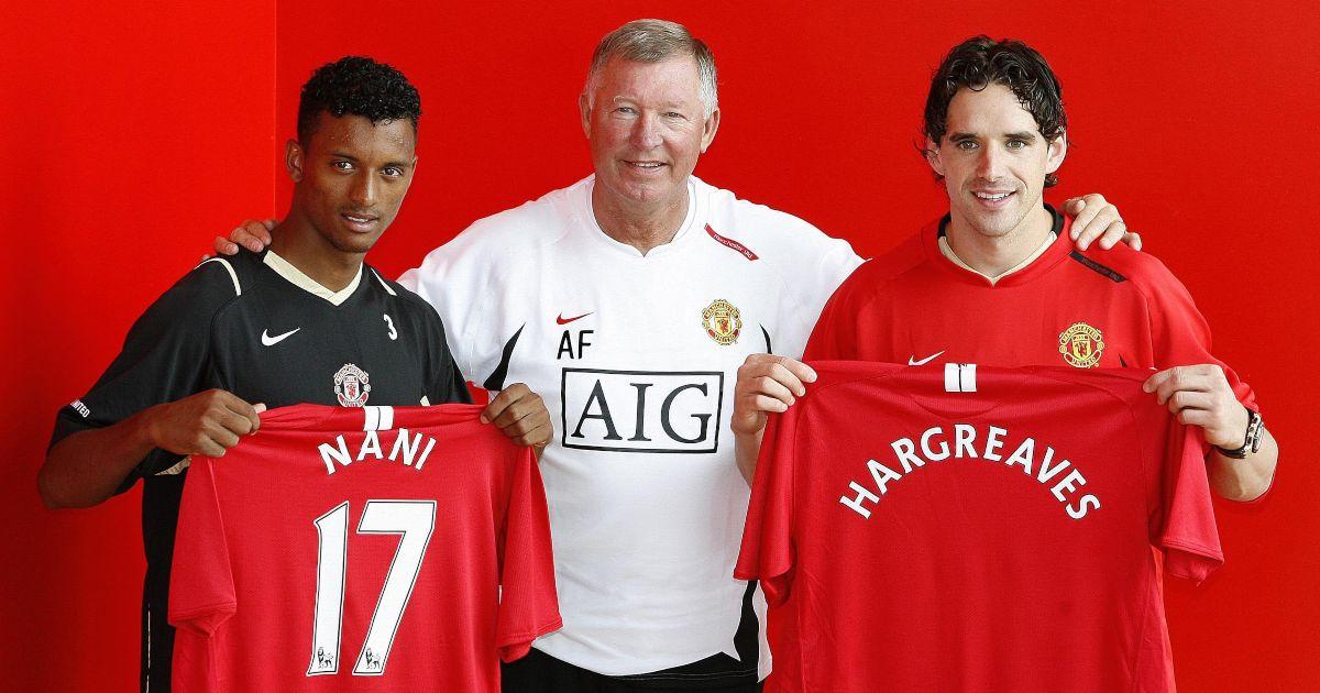 Owen Hargreaves Sir Alex Ferguson Man Utd
