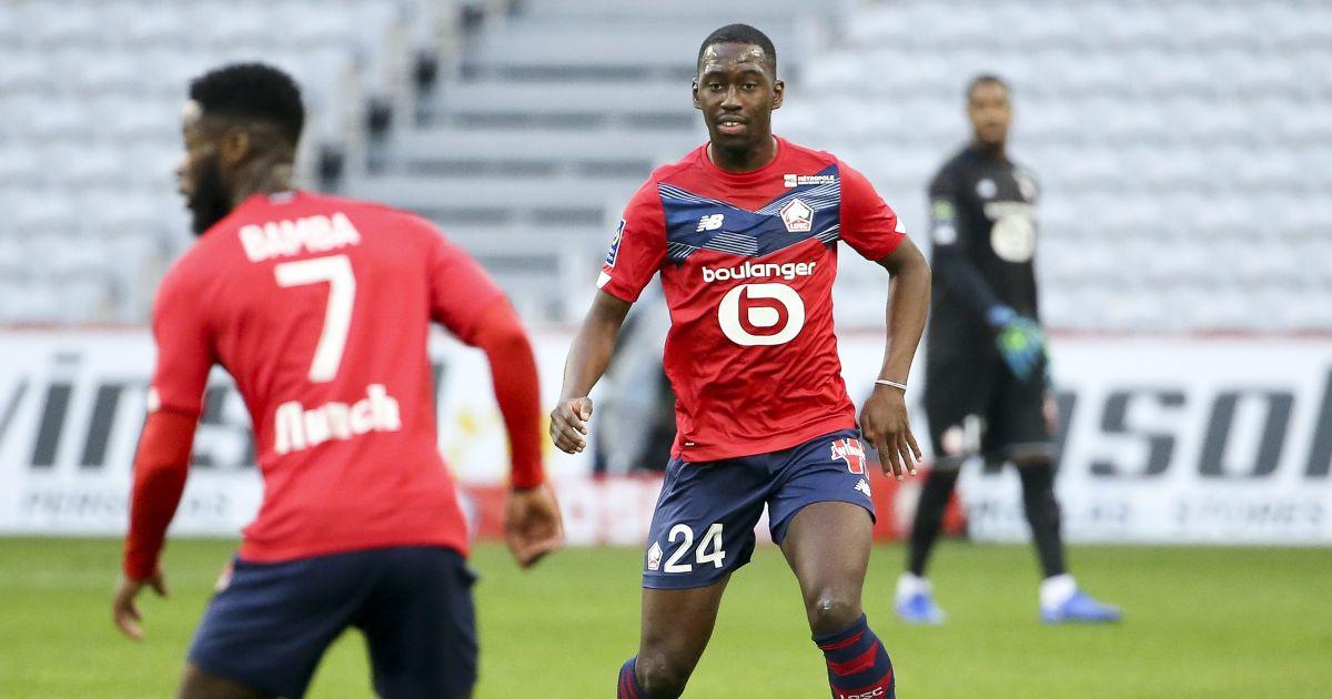 Boubakary Soumare Lille Liverpool