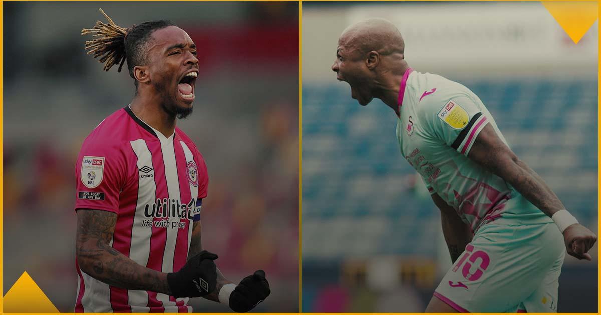 Brentford v Swansea City tactics: Ayew v Pinnock the key ...