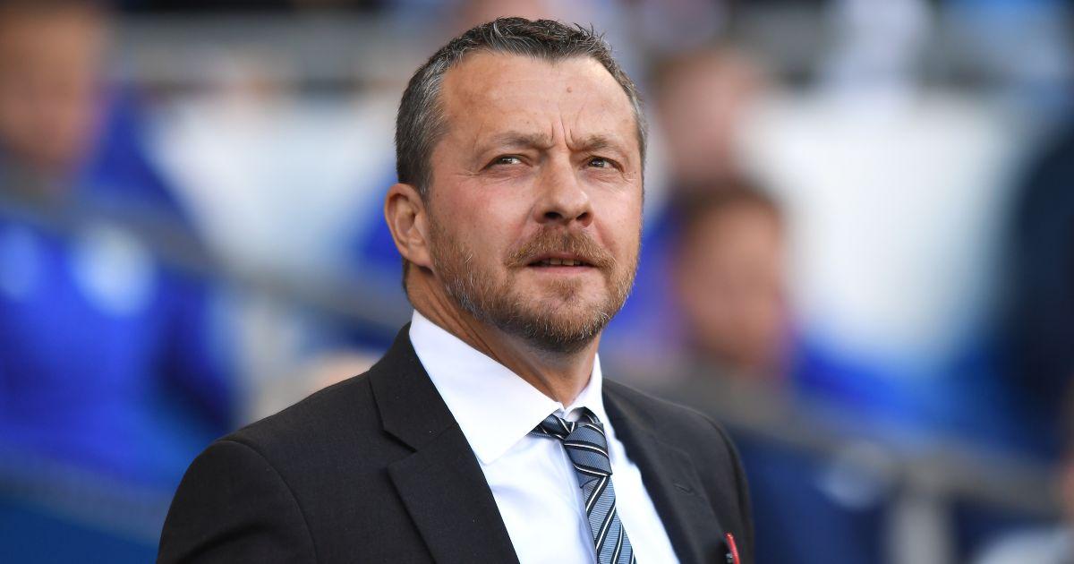 Slavisa Jokanovic Sheffield United