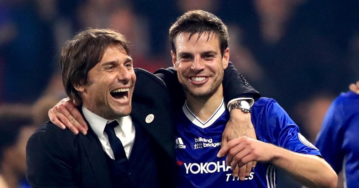 Conte Azpilicuet Chelsea