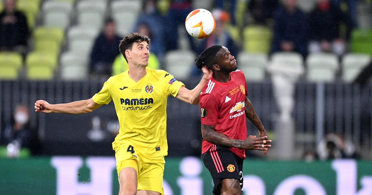Pau Torres Man Utd Ole Gunnar Solskjaer F365
