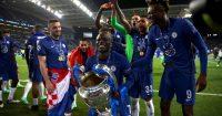 NGolo Kante Chelsea Champions League